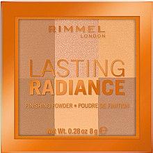 Düfte, Parfümerie und Kosmetik Kompakter Gesichtspuder - Rimmel Lasting Radiance