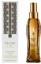Düfte, Parfümerie und Kosmetik Pflegendes Haaröl mit Argan - L'Oreal Professionnel Mythic Oil Original Oil