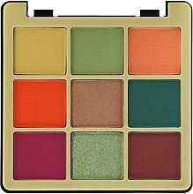 Düfte, Parfümerie und Kosmetik Lidschattenpalette - Anastasia Beverly Hills Norvina Pro Pigment Mini №2