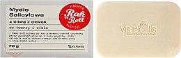 Düfte, Parfümerie und Kosmetik Seife für Problemhaut mit Olivenöl - Vis Plantis Soaps Salicylic Soap With Olive Oil For Face And Body Problem Skin