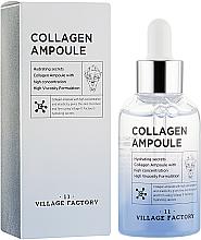 Düfte, Parfümerie und Kosmetik Anti-Aging Gesichtsampulle mit Kollagen - Village 11 Factory Collagen Ampoule