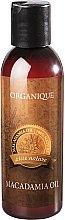 Düfte, Parfümerie und Kosmetik Natürliches Macadamiaöl für den Körper - Organique Pure Nature