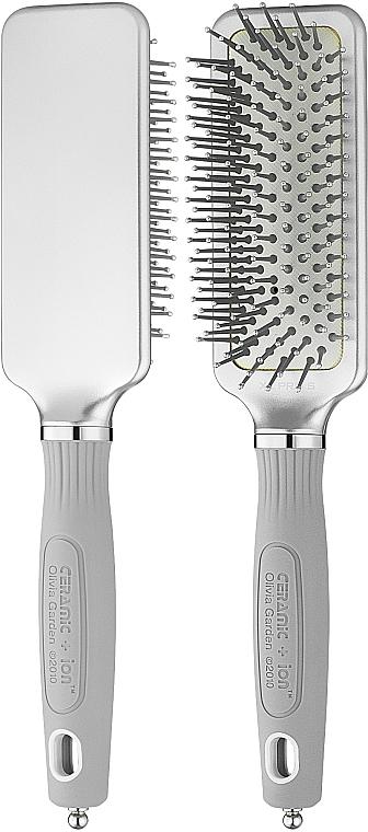 Haarbürste - Olivia Garden Xl Pro Ceramic+ion Small — Bild N1