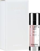 Düfte, Parfümerie und Kosmetik Aufhellendes Gesichtsserum - Swiss Line Cell Shock White Brightening Diamond Serum