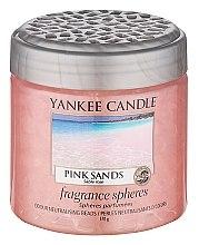 Düfte, Parfümerie und Kosmetik Duftsphäre mit Perlen Pink Sands - Yankee Candle Pink Sands Fragrance Spheres
