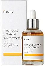 Düfte, Parfümerie und Kosmetik Vitamin-Serum für das Gesicht mit Propolis - iUNIK Propolis Vitamin Synergy Serum