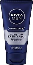 Feuchtigkeitsspendende After Shave Creme - Nivea For Men After Shave Cream — Bild N1