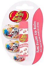 Düfte, Parfümerie und Kosmetik Lippenbalsam Tutti-Fruitti - Jelly Belly Tutti-Fruitti Lip Balm