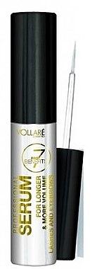Augenbrauen- und Wimpernserum zum Wachstum - Vollare Cosmetics Professional Serum