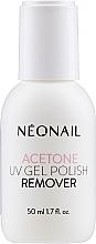 Düfte, Parfümerie und Kosmetik UV Gel-Nagellackentferner - NeoNail Professional Acetone UV Gel Polish Remover