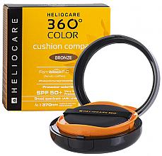 Düfte, Parfümerie und Kosmetik Kompakter Gesichtspuder mit Sonnenschutz SPF 50 - Cantabria Labs Heliocare 360º Color Cushion Compact Pearl