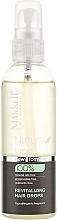 Düfte, Parfümerie und Kosmetik Revitalisierende Haartropfen - Markell Cosmetics Natural Line