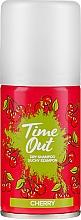 Düfte, Parfümerie und Kosmetik Trockenshampoo Cherry - Time Out Dry Shampoo Cherry