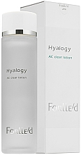Düfte, Parfümerie und Kosmetik Feuchtigkeitsspendende Gesichtslotion gegen Hautunreinheiten für fettige und Mischhaut - ForLLe'd Hyalogy AC Clear Lotion