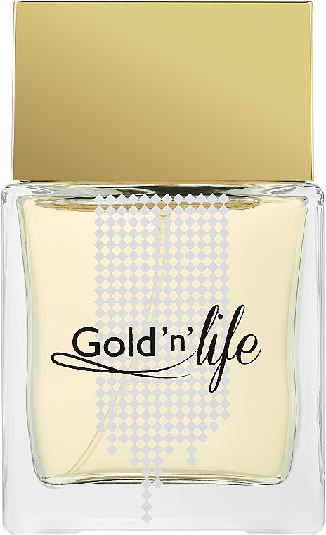 Vittorio Bellucci Gold'n'Life - Eau de Parfum