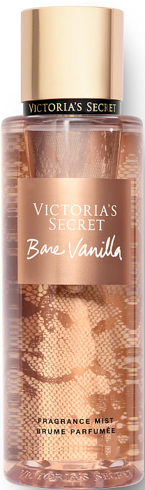 Parfümiertes Körperspray - Victoria's Secret Bare Vanilla Fragrance Mist