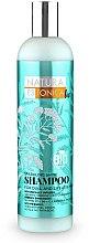 Düfte, Parfümerie und Kosmetik Glanzgebendes Shampoo für stumpfes, kraftloses Haar - Natura Estonica Sparkling Shine Shampoo