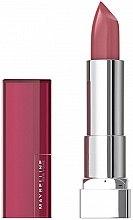 Düfte, Parfümerie und Kosmetik Lippenstift - Maybelline Color Sensational Satin Lipstick