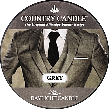 Düfte, Parfümerie und Kosmetik Duftkerze Daylight Grey - Country Candle Grey Daylight