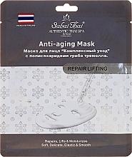 Düfte, Parfümerie und Kosmetik Anti-Aging Gesichtsmaske mit Tremella-Polysacchariden - Sabai Thai Mask