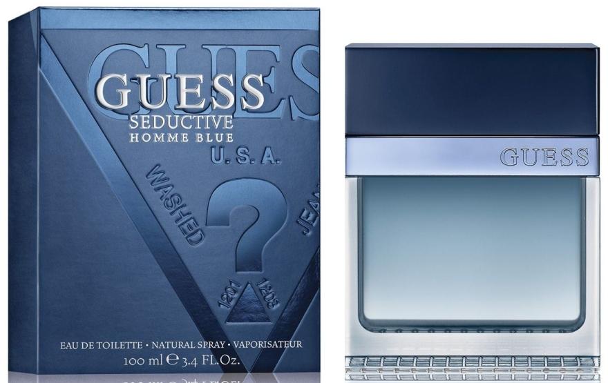 Guess Seductive Homme Blue - Eau de Toilette