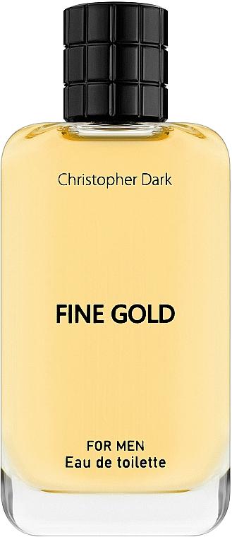 Christopher Dark Fine Gold - Eau de Toilette — Bild N1