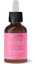 Düfte, Parfümerie und Kosmetik Farbschützendes Haarkonzentrat - Vitality's Epura Color Saving Blend