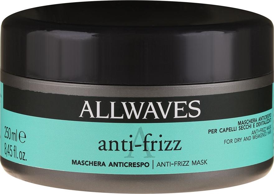Anti-Frizz Maske für lockiges Haar - Allwaves Anti-Frizz Mask