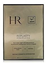 Düfte, Parfümerie und Kosmetik Nachtpeeling-Pflege in 2 Schritten mit Hyaluronsäure und Retinol - Helena Rubinstein Re-Plasty Power A + H.A.