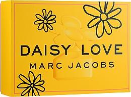 Düfte, Parfümerie und Kosmetik Marc Jacobs Daisy Love - Duftset (Eau de Toilette 100ml+Körperlotion 75ml+Eau de Toilette 10ml)