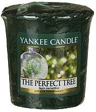 Düfte, Parfümerie und Kosmetik Votivkerze The Perfect Tree - Yankee Candle The Perfect Tree Sampler Votive