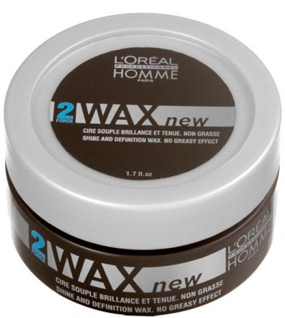 Haarwachs mit leichtem Halt für Glanz und Stil - L'Oreal Professionnel Wax — Bild N1