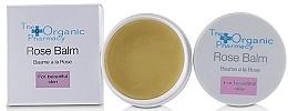 Düfte, Parfümerie und Kosmetik Beruhigender Gesichtsbalsam mit Rose - The Organic Pharmacy Rose Balm