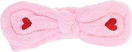 Düfte, Parfümerie und Kosmetik Kosmetisches Haarband, rosa - Lash Brow Cosmetic SPA Band