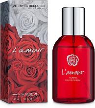 Vittorio Bellucci L'amour - Eau de Parfum — Bild N2