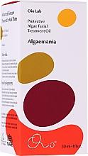 Düfte, Parfümerie und Kosmetik Schützendes Gesichtsbehandlung-Öl mit Algenkomplex und Pflanzenextrakten - Oio Lab Algaemania Protective Algae Facial Treatment Oil