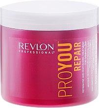 Maske für beschädigtes und chemisch behandeltes Haar - Revlon Professional Pro You Repair Mask — Bild N1