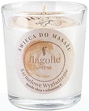 Düfte, Parfümerie und Kosmetik Massagekerze im Glas Glättender Karamell - Flagolie Caramel Smoothing Massage Candle