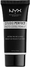 Düfte, Parfümerie und Kosmetik Mattierende Make-Up Base - NYX Professional Makeup Studio Perfect Primer
