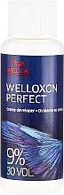 Düfte, Parfümerie und Kosmetik Oxidationsmittel 9% - Wella Professionals Welloxon Perfect 9%
