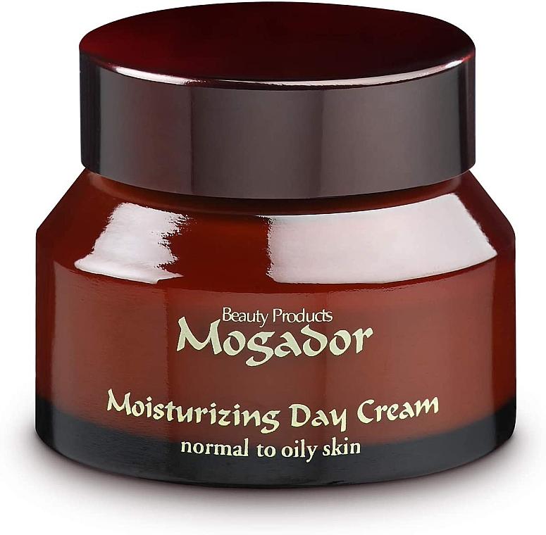 Feuchtigkeitsspendende Tagescreme für normale und fettige Haut mit Arganöl - Mogador Moisturizing Day Cream — Bild N2