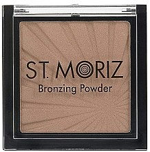 Düfte, Parfümerie und Kosmetik Gesichtsbronzer - St.Moriz Bronzing Powder (9 g)