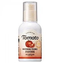 Düfte, Parfümerie und Kosmetik Aufhellende Gesichtsessenz mit Tomate - Skinfood Premium Tomato Whitening Essence