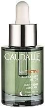 Düfte, Parfümerie und Kosmetik Detox Nachtöl für das Gesicht - Caudalie VineActiv Overnight Detox Oil