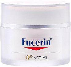 Düfte, Parfümerie und Kosmetik Tägliche Anti-Aging Gesichtscreme mit Biotin - Eucerin Q10 Active Day Cream