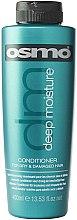 Düfte, Parfümerie und Kosmetik Haarspülung für trockenes und strapaziertes Haar - Osmo Deep Moisture Conditioner
