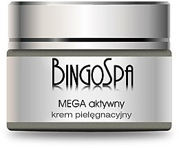 Regenerierende und pflegende Gesichtscreme - BingoSpa Megaaktywny Care Cream — Bild N2