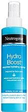 Düfte, Parfümerie und Kosmetik Feuchtigkeitsspendendes Körperspray mit Hyaluron-Gel-Komplex - Neutrogena Hydro Boost Express Hydrating Spray
