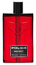 Düfte, Parfümerie und Kosmetik Police Instinct - Eau de Toilette (Tester ohne Deckel)