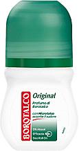Düfte, Parfümerie und Kosmetik Roll-on Antiperspirant Deodorant - Borotalco Original Ball Deo